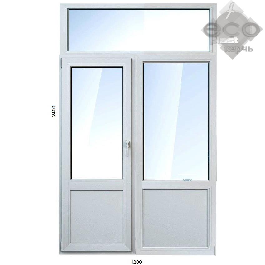 балконные двери Керчь цены