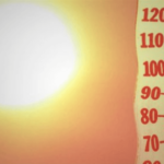 закрыть окна от жары